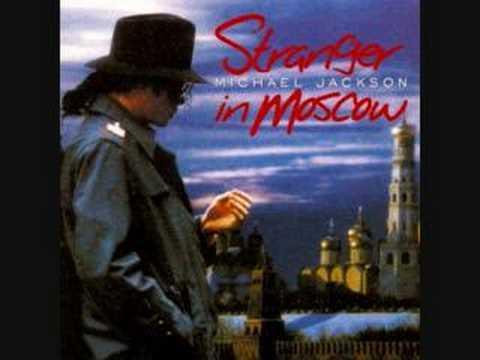 stranger in moscow instrumental