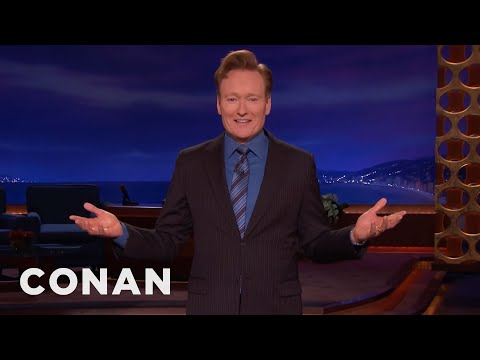 CONAN Monologue 03/13/17  - CONAN on TBS