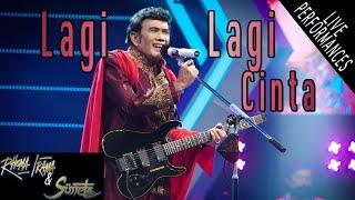 Download RHOMA IRAMA & SONETA GROUP - LAGI - LAGI CINTA (LIVE)