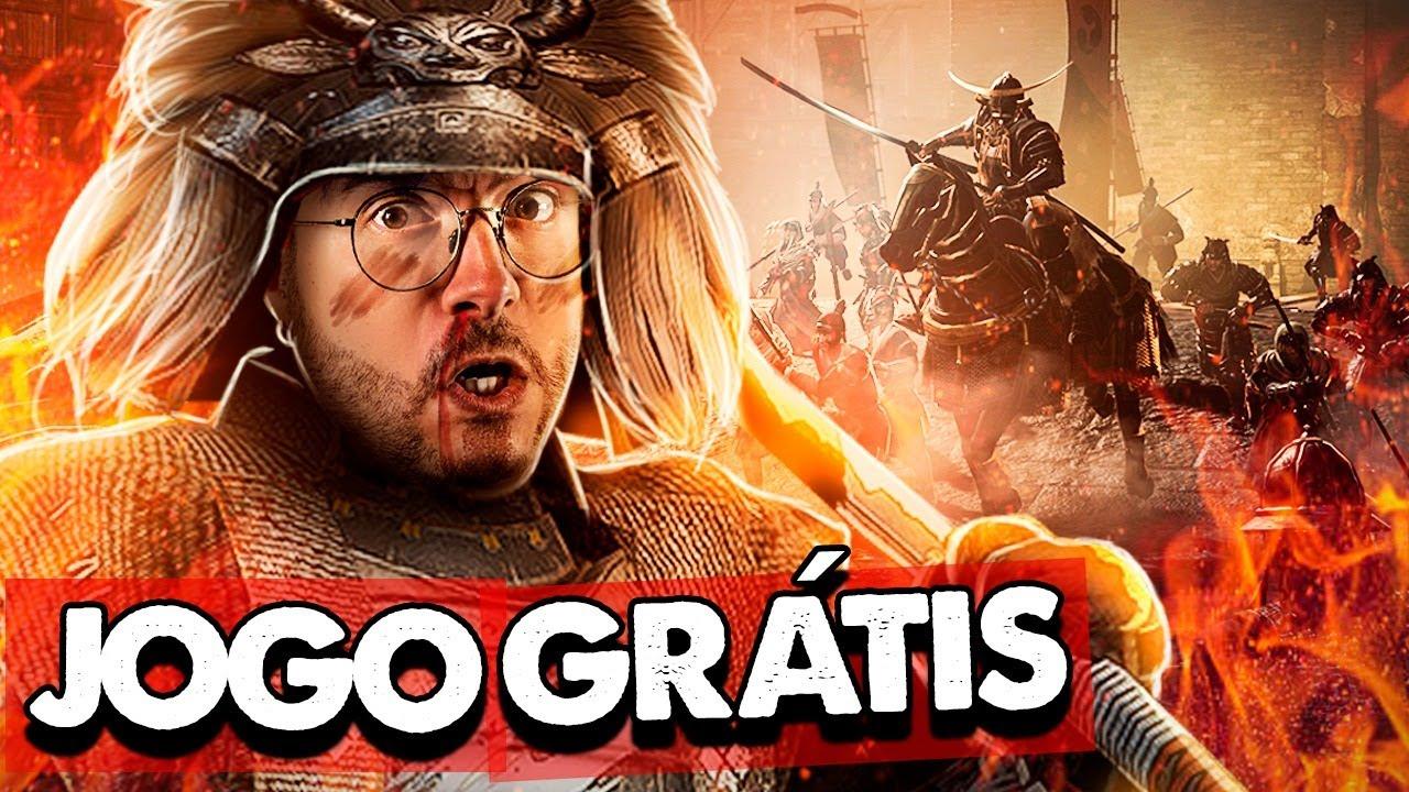 JOGO DE GUERRA DE GRAÇA! - Conqueror´s Blade
