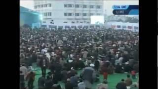 Bahar aaee hai iss waqtay khizaan ( Jalsa Salana Qadian  2011)