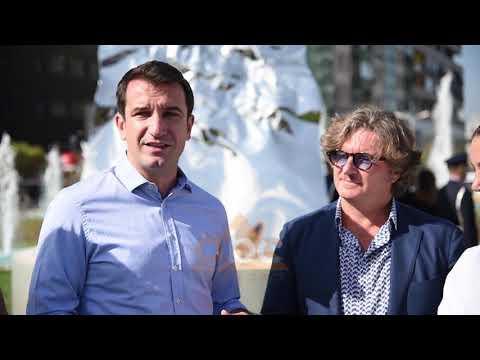 "Perurohet tek ""Zogu i Zi"" vepra e artistit, Helidon Xhixha | ABC News Albania"