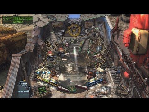 Zen Pinball 2: Bethesda: Fallout