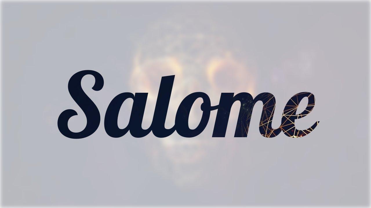 Significado de salome nombre griego para tu bebe ni o o for Nombres de nina griegos