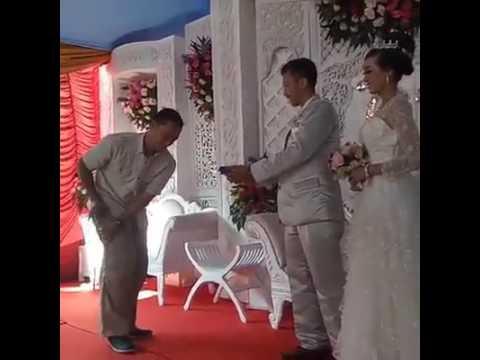 Card Swap System @ Wedding Reception