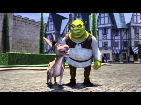 Shrek the Third in 5 seconds