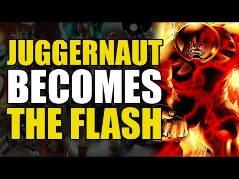 Juggernaut Becomes The Flash (What If Series) Mp3