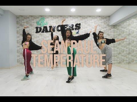 Sean Paul - Temperature | Choreo by @clairekarapidaki | @prodancersschool | @kostasvandoros
