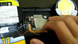 HTC HD2 Mod: Induction charging with extended 2400mah battery