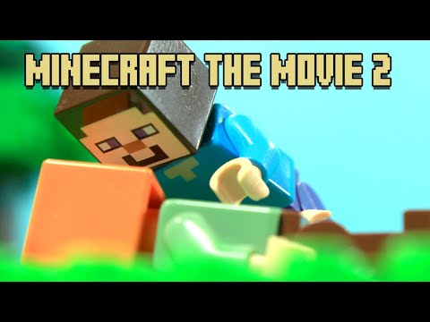 Lego Minecraft Movie 2
