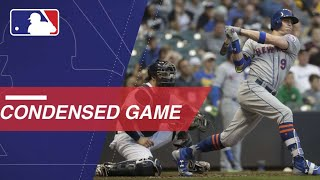 Condensed Game: NYM@MIL - 5/24/18