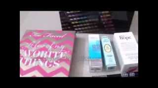 Makeup and skincare haul from Sephora-Middle East: Part I Thumbnail