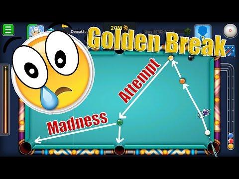 8 Ball Pool How To Win 9 Ball Miami Beach + Top 5  Best Golden Breaks + Trickshots Highlights