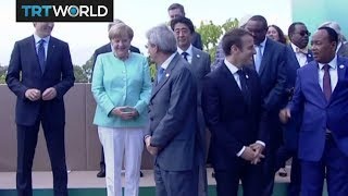 G7 Summit: Leaders meet for the final day of talks in Italy thumbnail