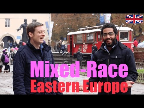 Mixed-Race Traveling by Brazilian in Russia, Ukraine and Poland | How to travel better
