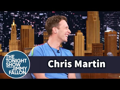 Bruno Mars Forced Chris Martin into a...