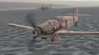 IL2 Sturmovik 1946 - Operation Bodenplatte: Virtual Reenactment 64 Years After the Real Mission