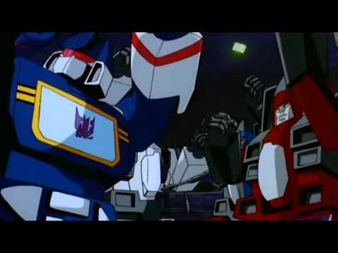 "Transformers: The Movie (1986) - ""Wanna Bet?""[HD]"
