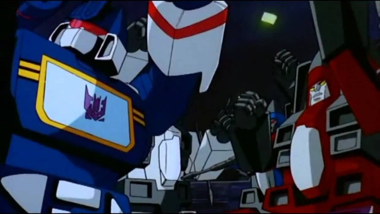 Transformers The Movie 1986 Quot Wanna Bet Quot Hd Youtube