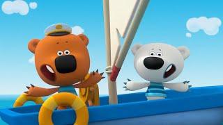 Ми-ми-мишки - РЕГАТА - Все морские приключения - Лучшие мультики про лето