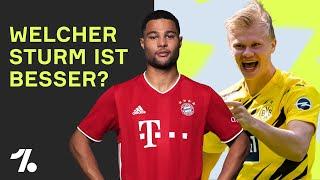 BVB & FC Bayern: Die Aufstellungen der Saison 2020/21!