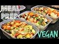 VEGAN MEAL PREP #5 (Easy Low Fat Peanut Stirfry) | Cheap Lazy Vegan