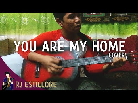 You are My home from Alvin and The Chipmunks (Guitar Cover)