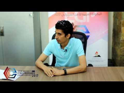 """Interview with Champions of Arab Security Cyber Wargames Championship 2017 """"Wildboys_noobs_version"""""""