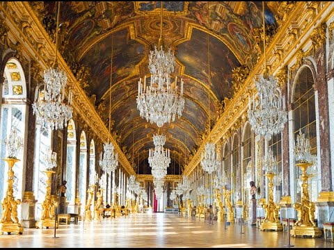 Castillo O Palacio De Versailles Ch 226 Teau De Versailles