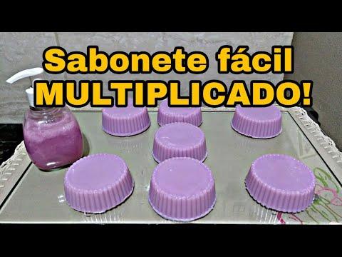 SABONETE CASEIRO EM BARRA FÁCIL E MULTIPLICADO | DICAS SIMPLESиз YouTube · Длительность: 8 мин32 с