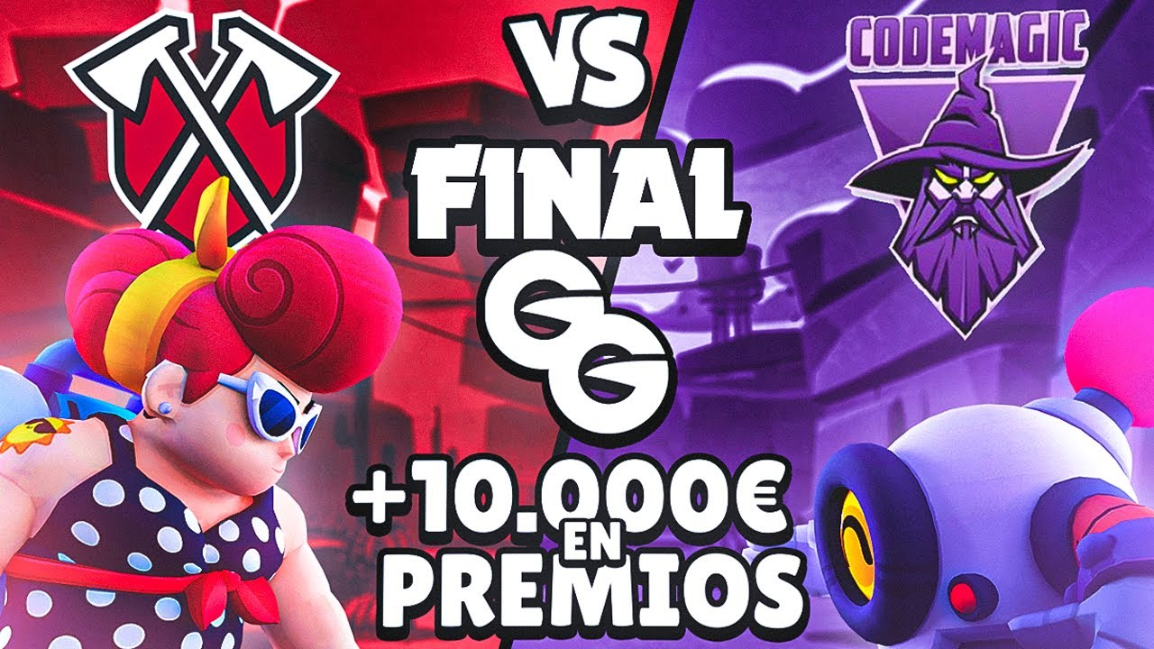 TRIBE vs CODE MAGIC!!🔥 FINAL TORNEO GLOBAL GAMES +10.000€ en PREMIOS!!😱 - MaRCeU