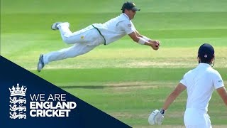 Top 10 Test Match Catches