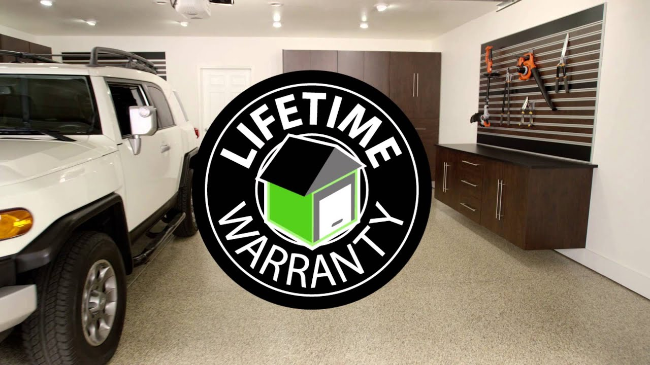 Garage Experts Epoxy Floor Garage Experts Garage Makeover