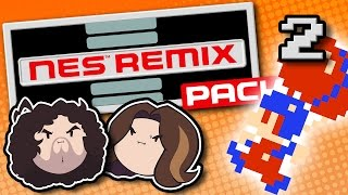 NES Remix Pack: The Curse of Balloon Fight - PART 2 - Game Grumps VS