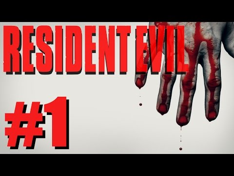 Resident Evil 1 - Walkthrough - Part 1/25