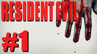 Resident Evil 1 - Walkthrough - Part 1/25