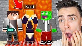 ODKRYLIŚMY TAJEMNICĘ KATI w Minecraft!