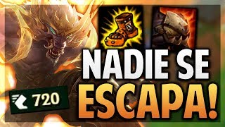 ¡EL JUNGLA MAS RÁPIDO DE TODOS! | WARWICK JUNGLA | League of Legends