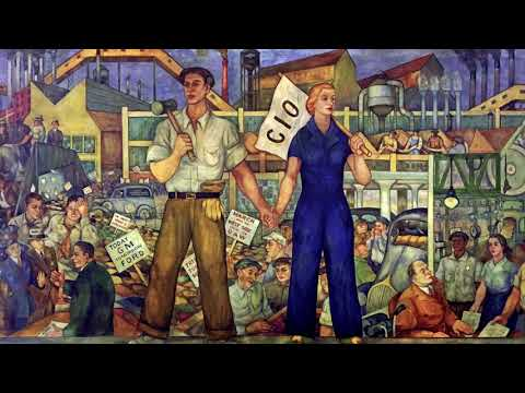 Richard Wolff On Unions And Worker Co-ops