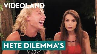 Temptation Island VIPS dilemma's: kiezen verleidsters voor alcohol of seks?