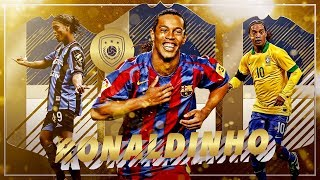 RONALDINHO en FIFA 18