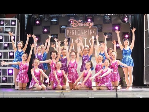 Ringwood Ballet - Dance Around the World - Disney California Adventure 2015