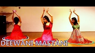 Deewani Mastani | Dance Video | Bajirao Mastani | Choreography by Shetty