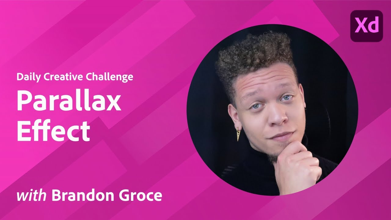 Creative Encore: XD Daily Creative Challenge - Parallax Effect