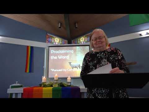 "June 20, 2021 ~ Rev. Julia Price ~ ""Pursued by Compassion"""