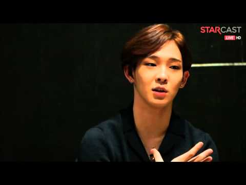 [ENG SUB] Taehyun's Turning Point of His life - Starcast 140916