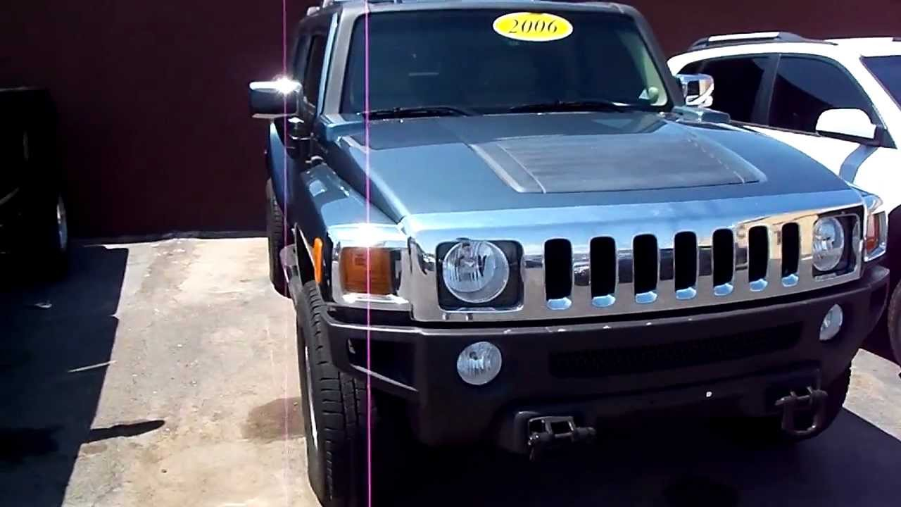 2006 hummer h3 blue youtube 2006 hummer h3 blue vanachro Image collections