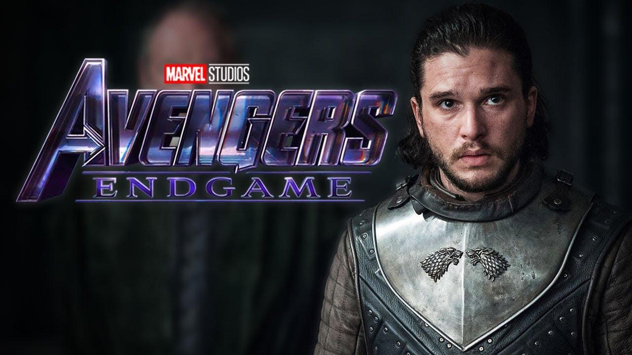 """Résultat de recherche d'images pour """"avengers endgame game of throne"""""""