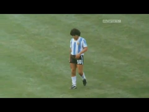 5 Times Diego Maradona Shocked The World!