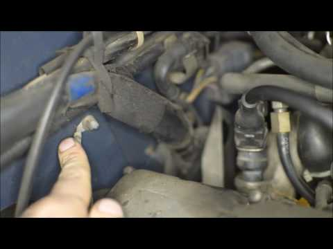 Volvo 240 Grounding Wire Locations And Maintenance